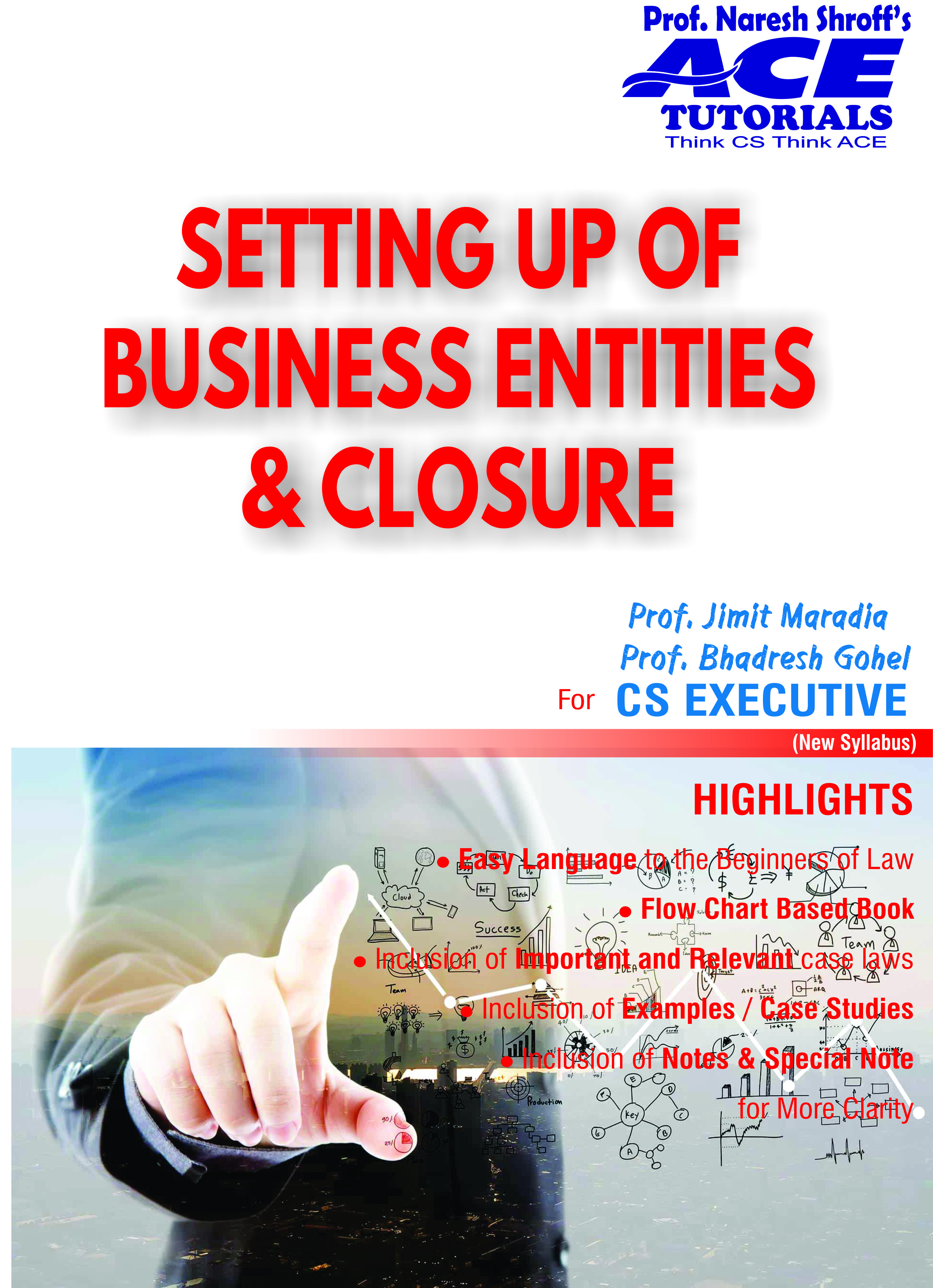 Paper 3 Setting Up Of Business Entities And Closure _ Hard Copy