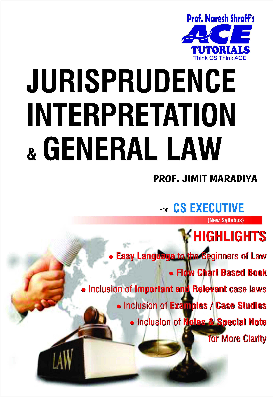 Paper 1. Jurisprudence, Interpretation & General Laws _ Hard Copy