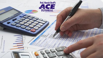CS Executive - Paper 2 - Cost & Manag. Account (Old Course) Ace