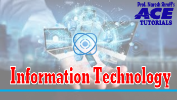Professional : Paper 4 - Information Technology (Old Course)_Ace