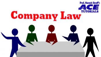 Professional Paper 1 - Advance Company Law _ (Old Course)_Ace