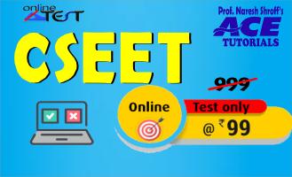 CS EET - CS Executive Entrance Test Series only